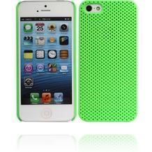 Twins Perforated für iPhone 5/5S/SE, grün