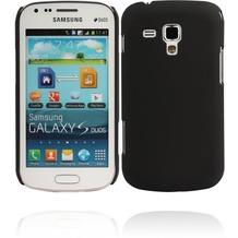 Twins Shield Matte für Samsung S7562 Galaxy S Duos, schwarz