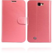 Twins BookFlip Shine für Samsung Galaxy Note 2, pink