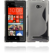 Twins Fancy Bright für HTC Windows Phone 8X, transparent