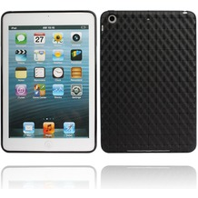 Twins Grip Profile für iPad mini, schwarz