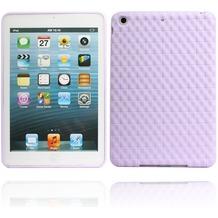 Twins Grip Profile für iPad mini, lila