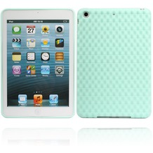 Twins Grip Profile für iPad mini, grün