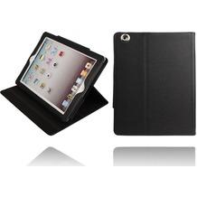 Twins Folio für iPad 4, schwarz
