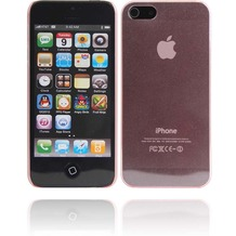 Twins Micro Glitz für iPhone 5/5S/SE, pink