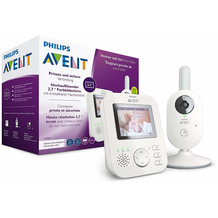 Philips AVENT Video-Babyphone SCD833/26