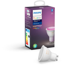 Philips Hue White and Color Ambiance GU10 Bluetooth/Zigbee