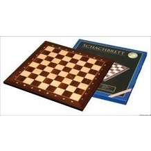 Philos-Spiele Schachbrett London, Feld 40 mm