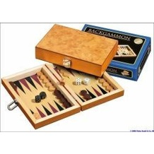 Philos-Spiele 1170 - Backgammon - Korinth, mini