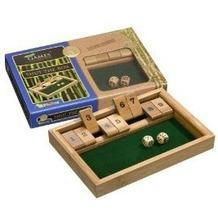 Philos-Spiele Shut The Box aus Bambus