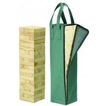 Philos-Spiele 3310 - Riesen-Wackelturm aus Holz