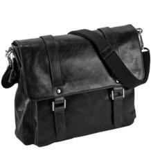 c4d77e1dfb334 Wunschgravur möglich Picard Buddy Business-Tasche Leder 37 cm schwarz