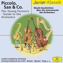 Piccolo, Sax & Co. Hörspiel