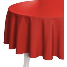 pichler COMO Tischdecke kirsche 170 cm rund
