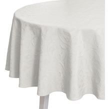 pichler CORDOBA Tischdecke brillantweiß 130 x 170 cm