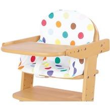 Pinolino Bezug für Sitzverkleinerer für Treppenstühle 'Dots'