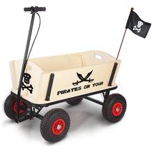 Pinolino Bollerwagen 'Pirat Jack' mit Bremse