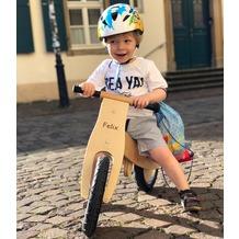 Pinolino Holz-Laufrad 'Lino' für Kinder MIT GRAVUR (z.B. Namen)