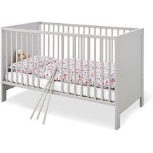 Pinolino Kinderbett Liv, grau