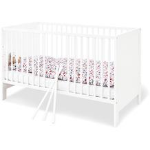 Pinolino Kinderbett Liv, weiß
