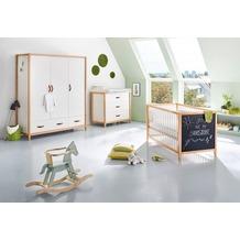 Pinolino Kinderzimmer 'Calimero' breit groß mit Tafellack