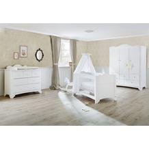 Pinolino Kinderzimmer 'Pino' breit groß mit 3 Türen