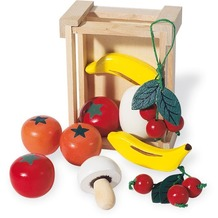 Pinolino Kiste mit Obst