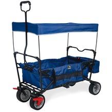 Pinolino Klappbollerwagen 'Paxi dlx' mit Bremse, blau