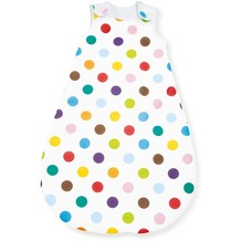 Pinolino Schlafsack 'Dots', Sommer, 70 cm