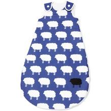 Pinolino Schlafsack 'Happy Sheep', blau, Winter, 70 cm