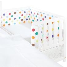 Pinolino Nestchen für Anstellbettchen 'Dots'