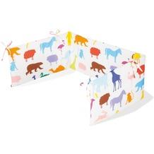 Pinolino Nestchen für Kinderbetten 'Happy Zoo'