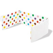 Pinolino Nestchen für Kinderbetten 'Dots'
