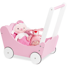 Pinolino Puppenwagen 'Jasmin', komplett, 4-tlg.