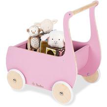 Pinolino Puppenwagen 'Mette', rosa