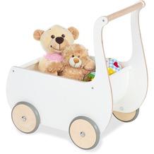 Pinolino Puppenwagen 'Mette', weiß