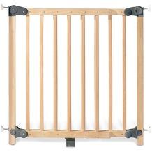 Pinolino Tür- und Treppenschutzgitter 'Baby Lock Premium', Buche klar lackiert