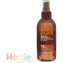 Piz Buin Tan & Protect Oil Spray SPF15 150 ml