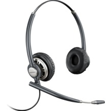 Plantronics EncorePro 700 Digital, Kopfbügel, binaural, Noise-Cancelling (NC)
