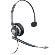 Plantronics EncorePro 700 Digital, Kopfbügel, monaural, Noise-Cancelling (NC)