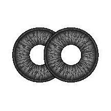Plantronics Schaumstoffring (Donut), grau, für Supra/Encore (2 Stück)