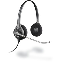 Plantronics HW261 SupraPlus Wideband Binaural Headset