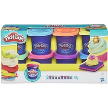 Hasbro Play-Doh Plus 8er Pack