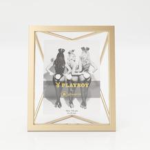 "PLAYBOY Bilderrahmen ""HOPE"" gold, 10x15 cm"