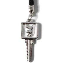Playboy Bunny Silver Key
