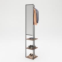 PLAYBOY Garderobe Marlene mit Spiegel 201 x 35,5 cm