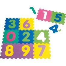Playshoes Puzzlematte Zahlen 10-teilig