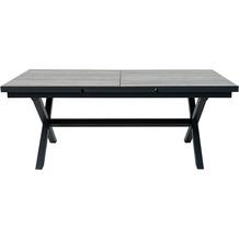Ploß Auszugs-Dining-Tisch LA GOMERA 160-210x100