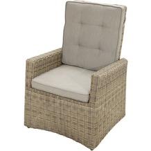 Ploß Comfort Speise-/Lounge-Sessel Sahara