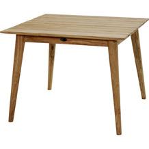 """Ploß Design-Loft-Tisch """"Wellington"""" Gartentisch, quadratisch"""
